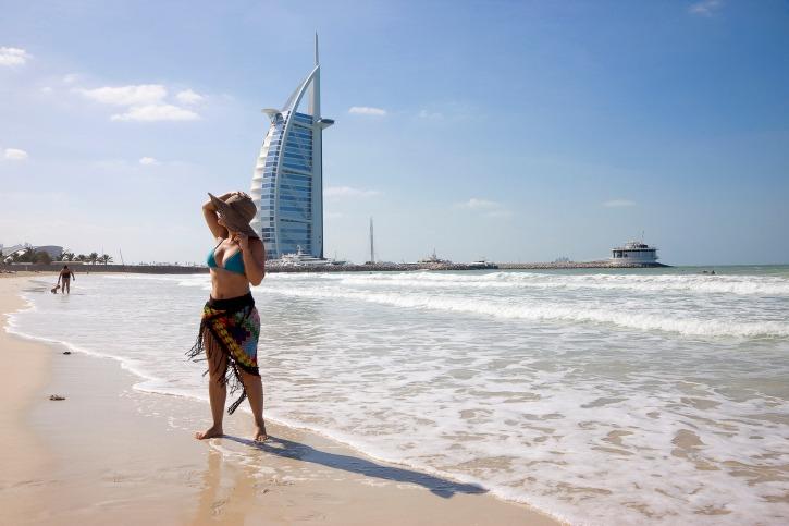 The best Dubai tourist attractions: Burj Al Arab